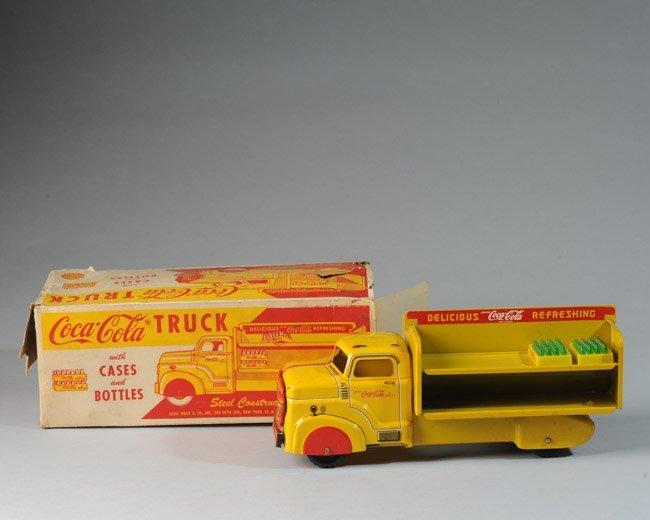 1954 Marx Coca-Cola Truck