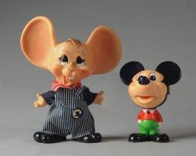 Mattel Talking Mickey Mouse Figure