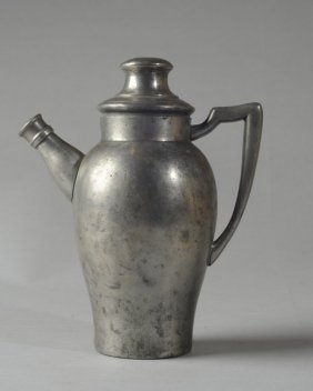 Pewter Pouring Vessel