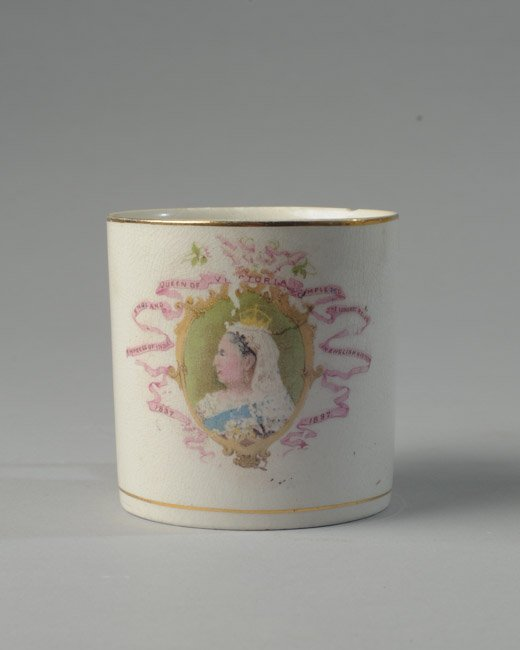 Queen Victoria Jubilee Mug