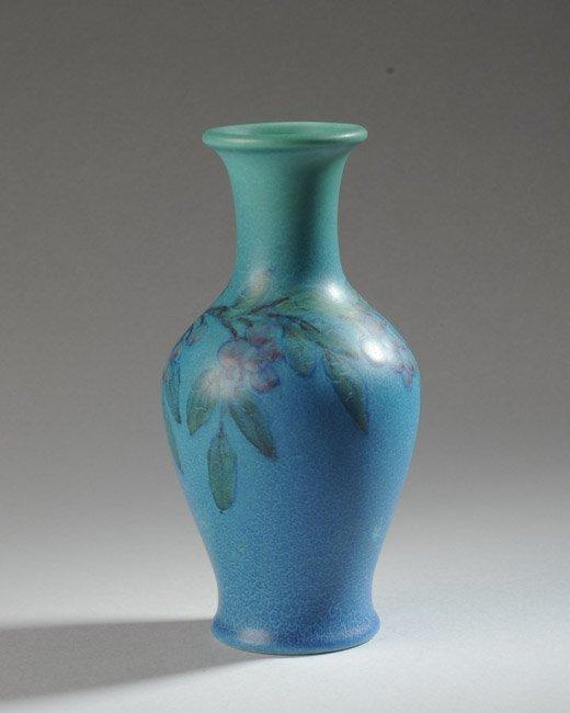Rookwood Matte Glaze Vase