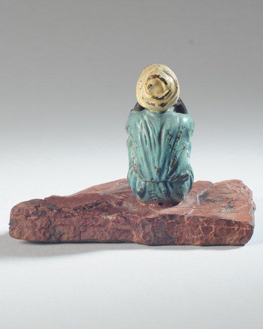 Franz Bergmann Austrian Bronze Boy - 4