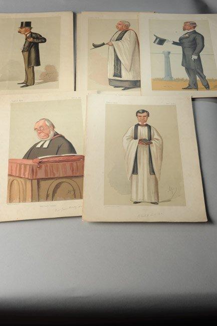 Five Vanity Fair Prints - 3