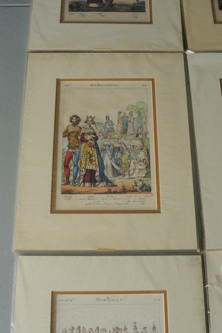 23 French Civil, Military and Religious Prints - 5