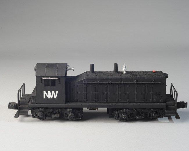 Lionel O27 Diesel Switcher Engine #601 - 3