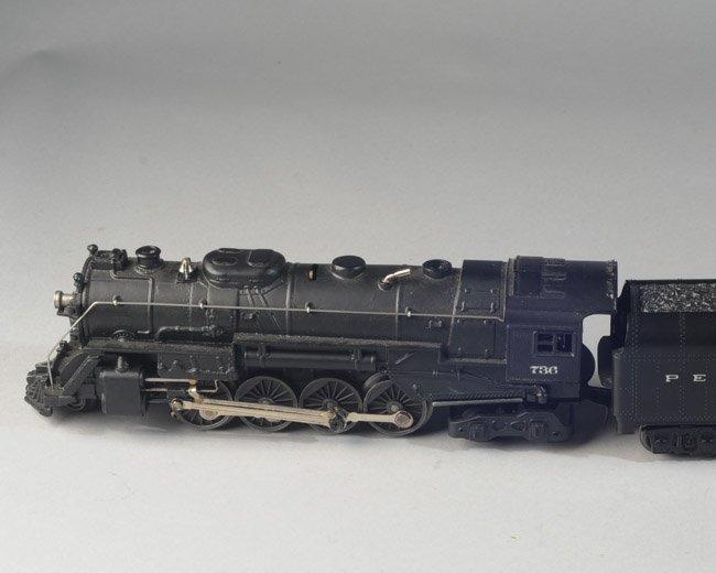 Lionel Postwar 736 Berkshire Engine & 2671W Tender - 2