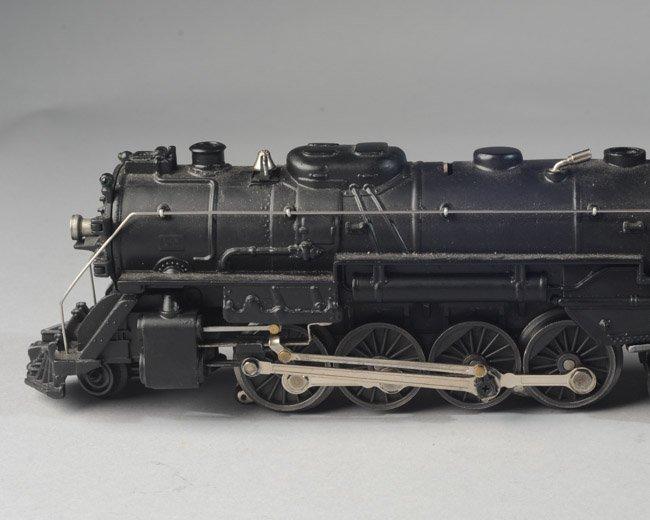 Lionel Postwar 736 Berkshire Engine & 2671W Tender - 4