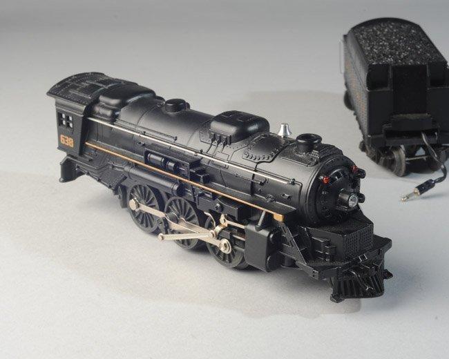 Lionel #6-18638 2-6-4 Steam Locomotive & Tender - 5