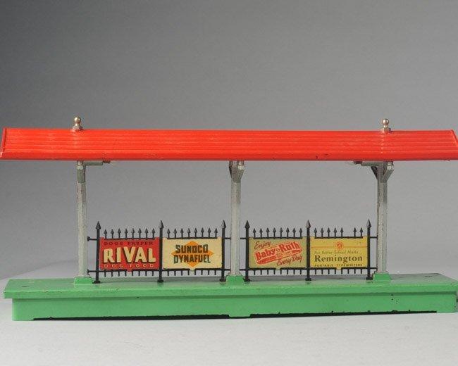 Two Vintage Lionel Station Platforms - 2