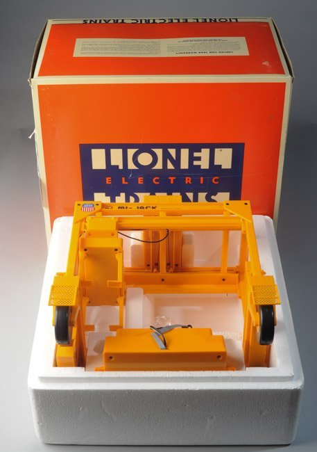 Lionel Intermodal Crane 6-12741