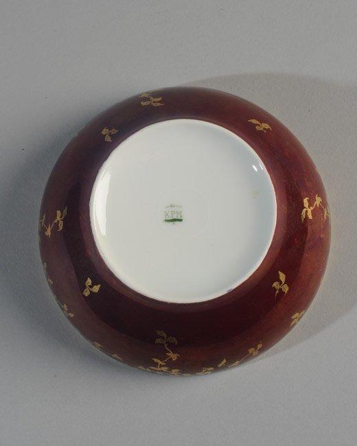KPM Porcelain Bowl - 4