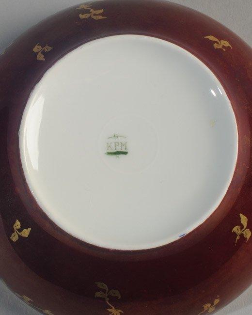 KPM Porcelain Bowl - 5