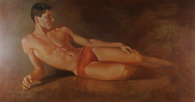 Robert Bliss (1925 - 1981) Oil on Canvas