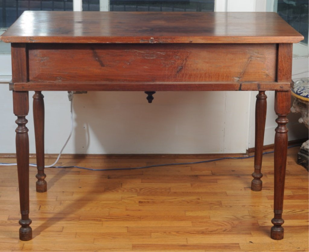 19th C. Anglo-Indian Serving Table - 3