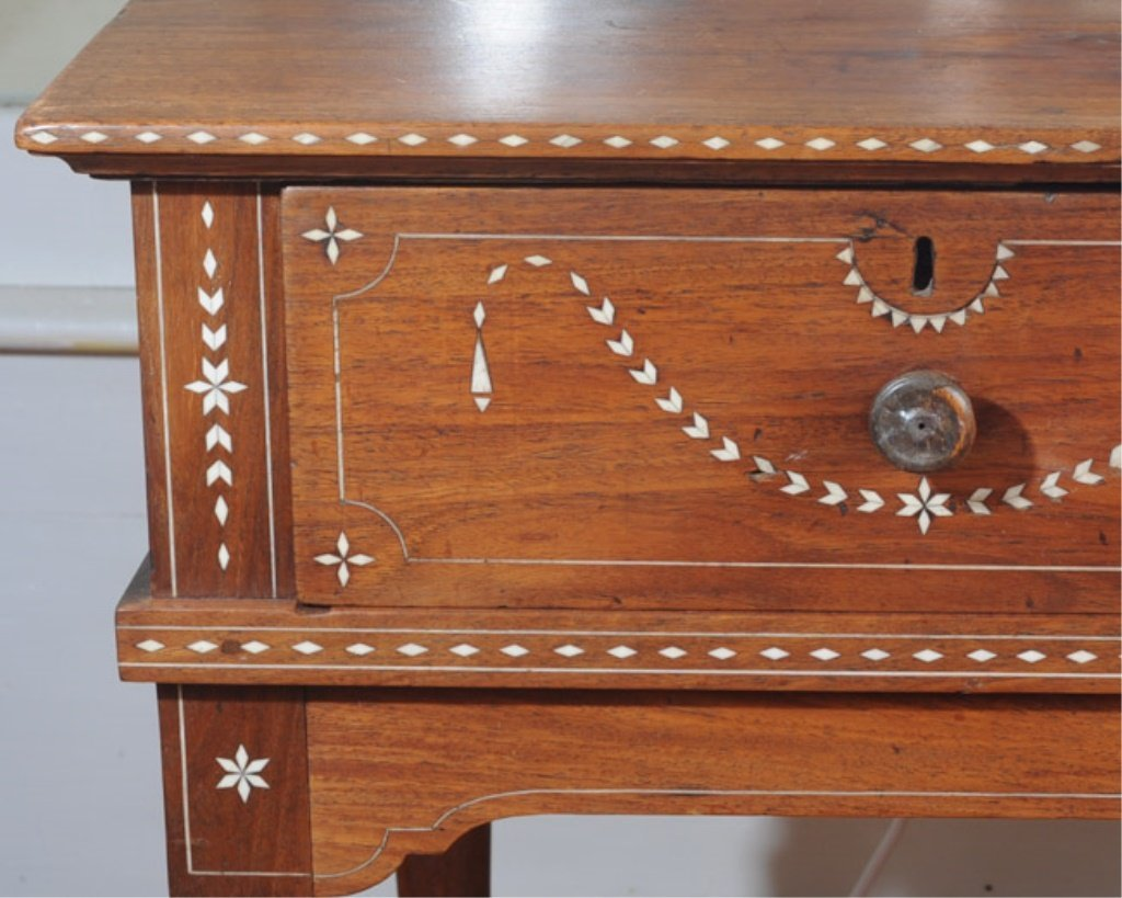 19th C. Anglo-Indian Serving Table - 5
