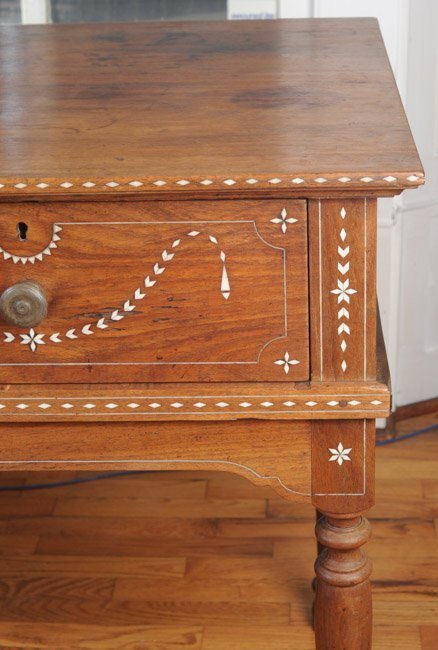19th C. Anglo-Indian Serving Table - 6