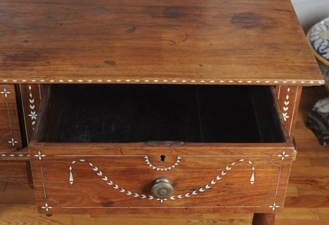 19th C. Anglo-Indian Serving Table - 7
