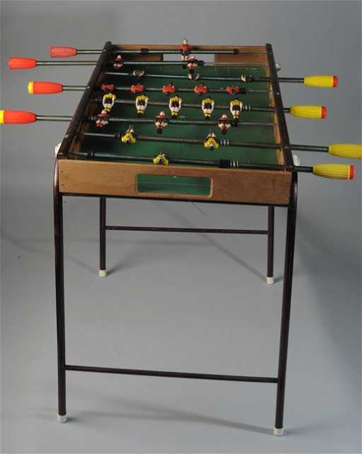 Arco Falc Italian Foosball Table - Italian foosball table