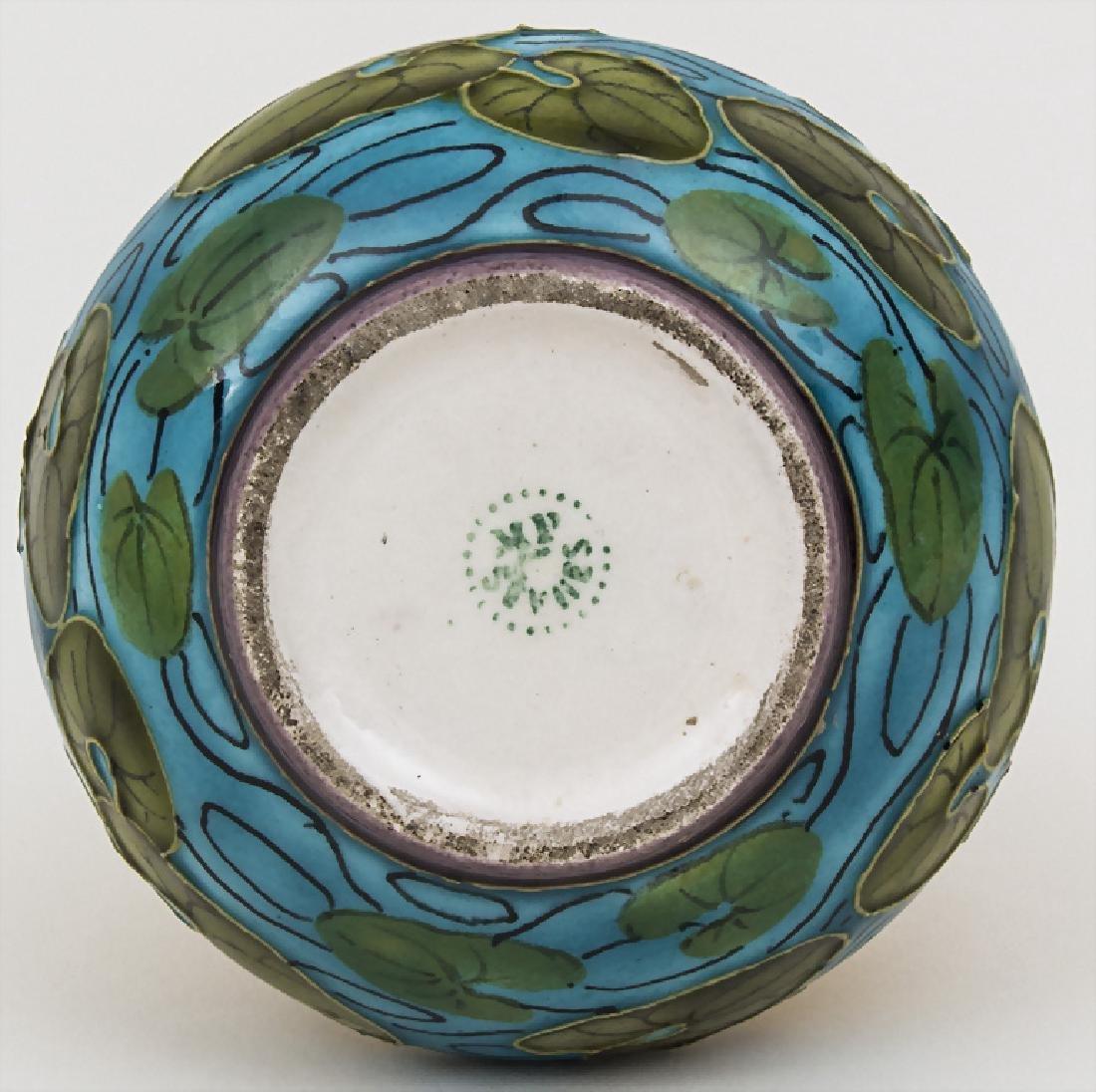 Vase, Paul Milet, Sèvres, Frankreich, um 1902 Material: - 2