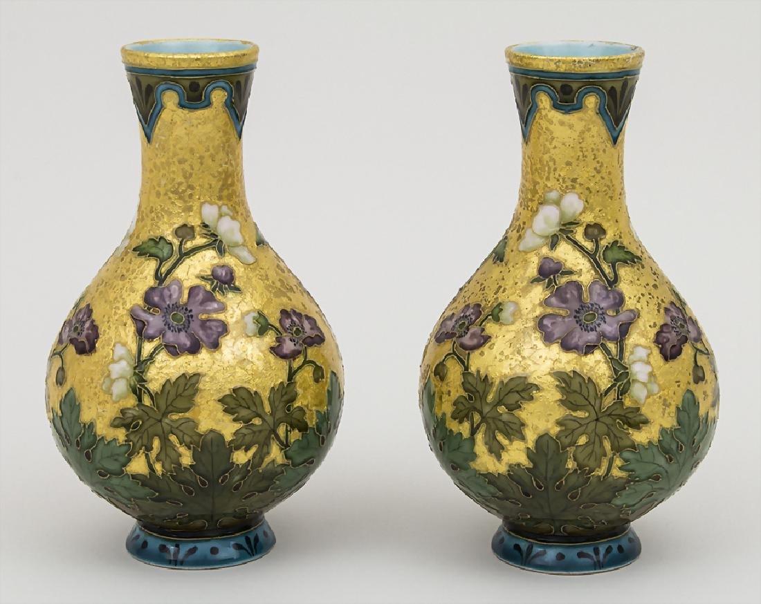 Jugendstil vasen a pair of art nouveau vases paar jugendstil vasen a pair of art nouveau vases reviewsmspy