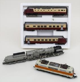 Märklin H0 2 Loks und 1 TEE / 1 locomotive and 1 TEE