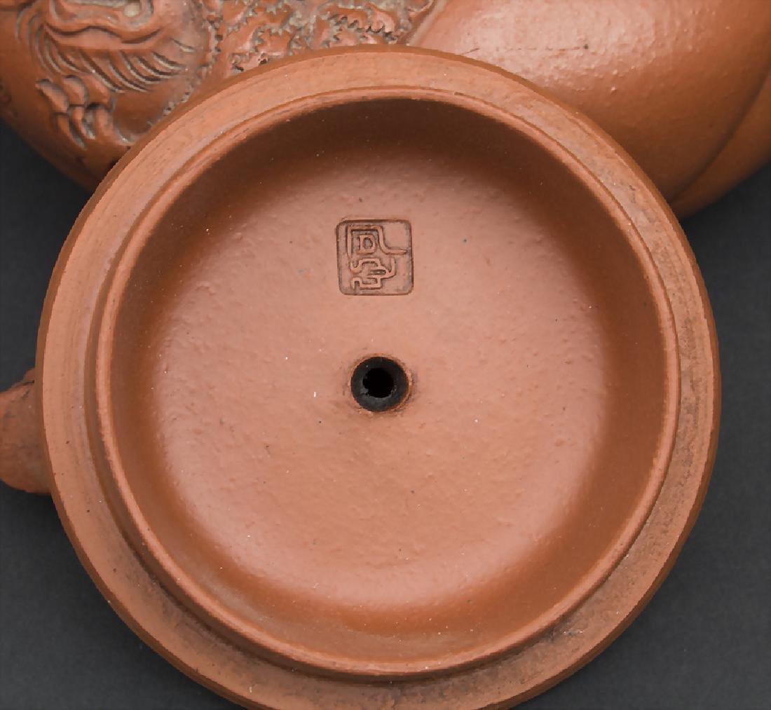 Teekännchen / A teapot, China, um 1920 Material: - 2