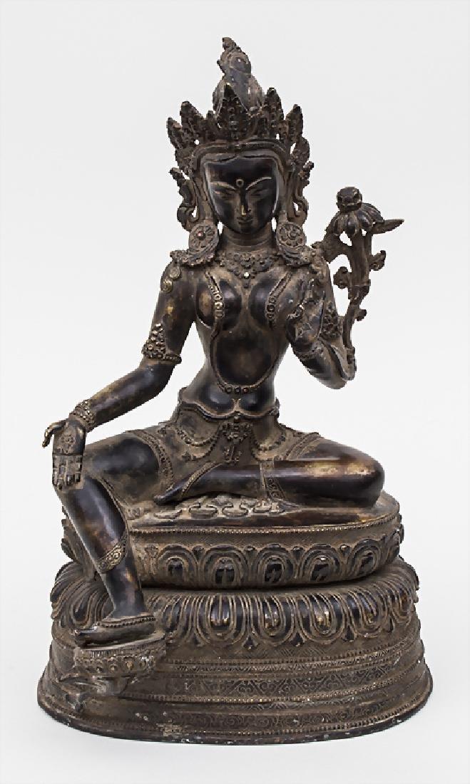 Buddha, Syamantara, Tibeto-Chinesisch, 18./19. Jh.