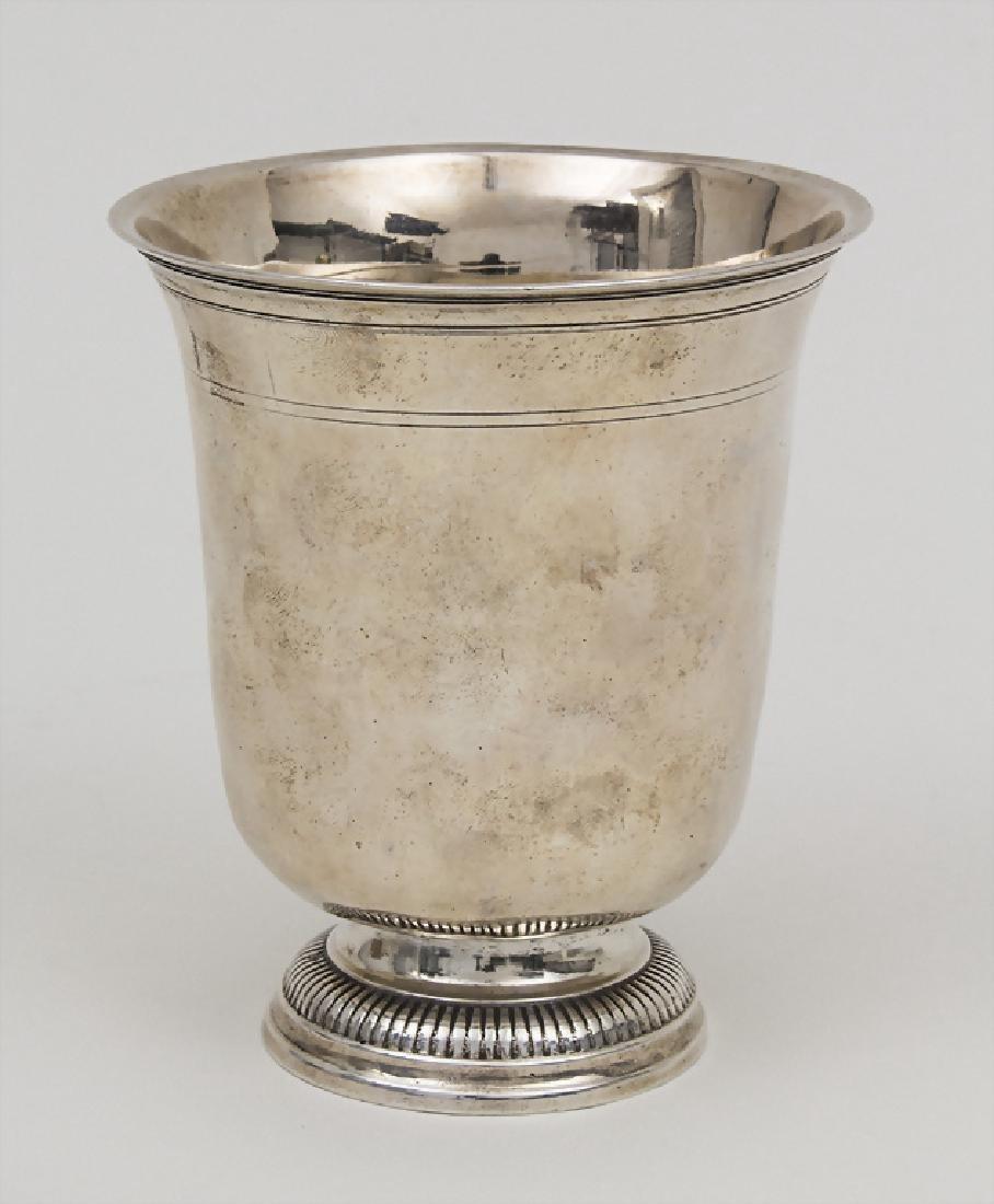 Becher / A beaker, Jacques Chambert, Paris, 1739