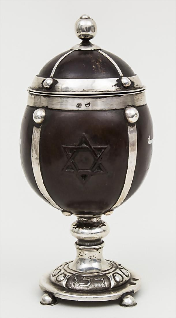 Judaica Gewürzdose/ A spice can, Wien/Vienna, 1836