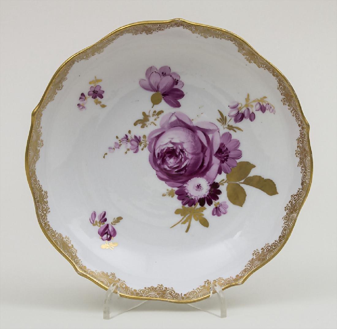 Kleine Zierschale / A decorative bowl, Meissen, um 1860