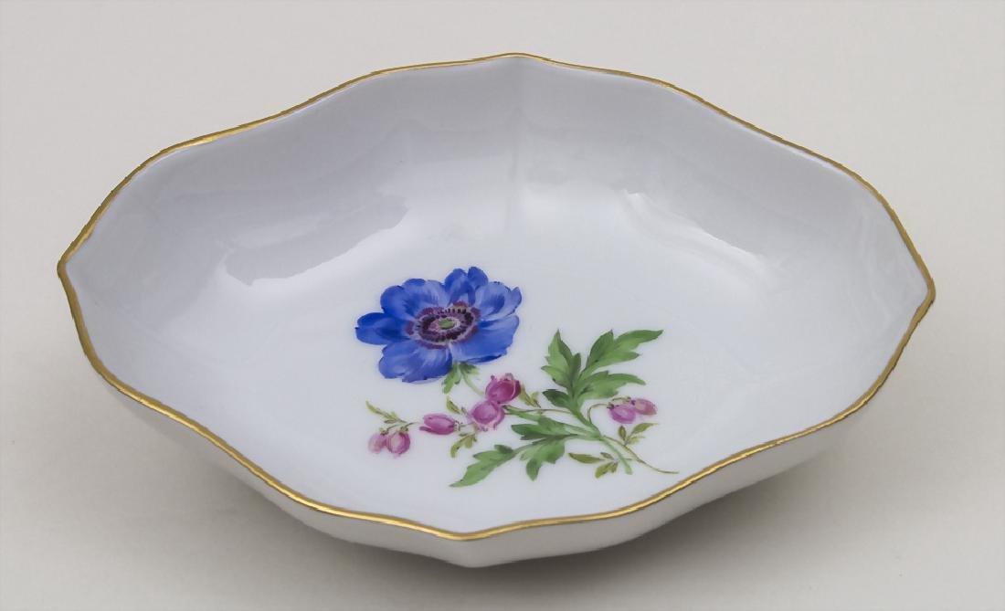 Zierschälchen / A decorative dish/pin tray, Meissen, 2.