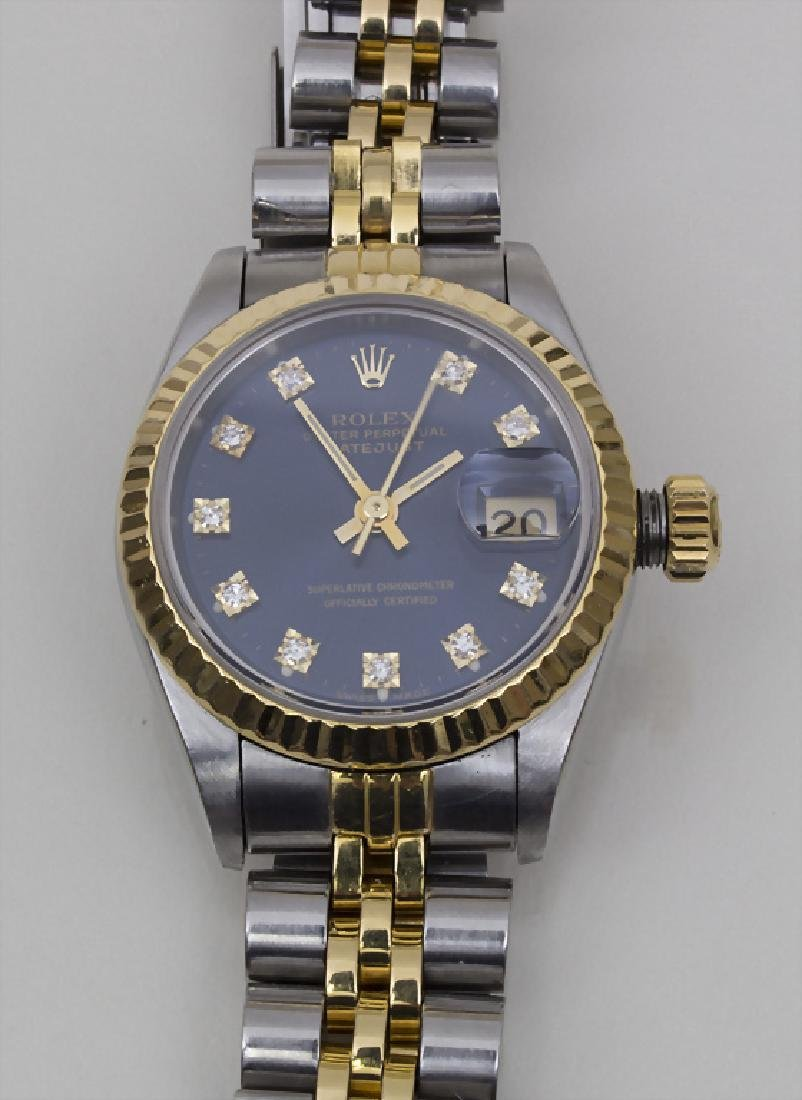 Rolex Damenuhr / A ladies watch, Oyster Perpetual
