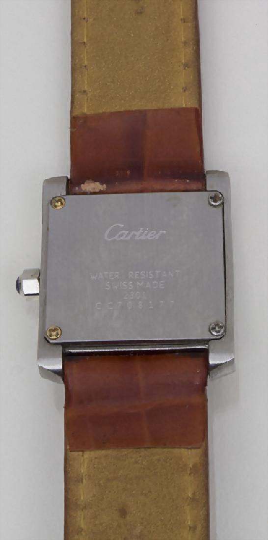 Damenuhr Cartier / A ladies watch, Tank Francaise, - 2