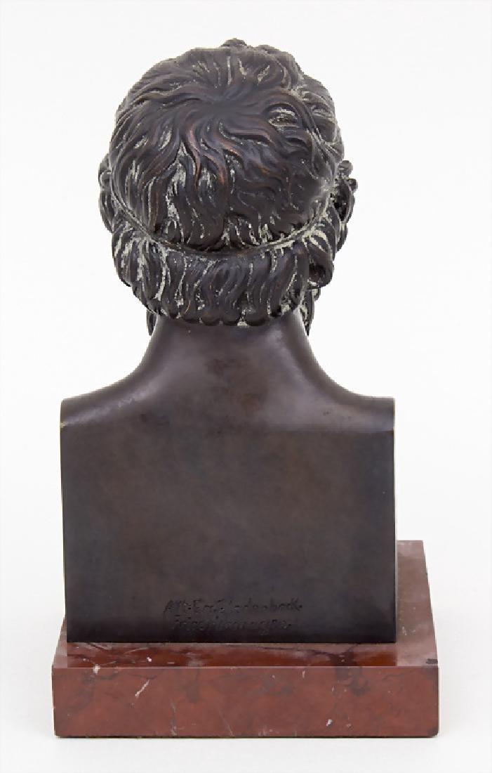 Bronzebüste 'Sokrates' / A bronze bust 'Sokrates' - 3
