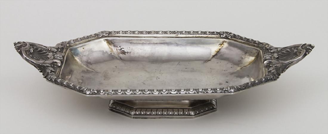 Anbietschale / A tray, Odiot, Paris, um 1870 Material:
