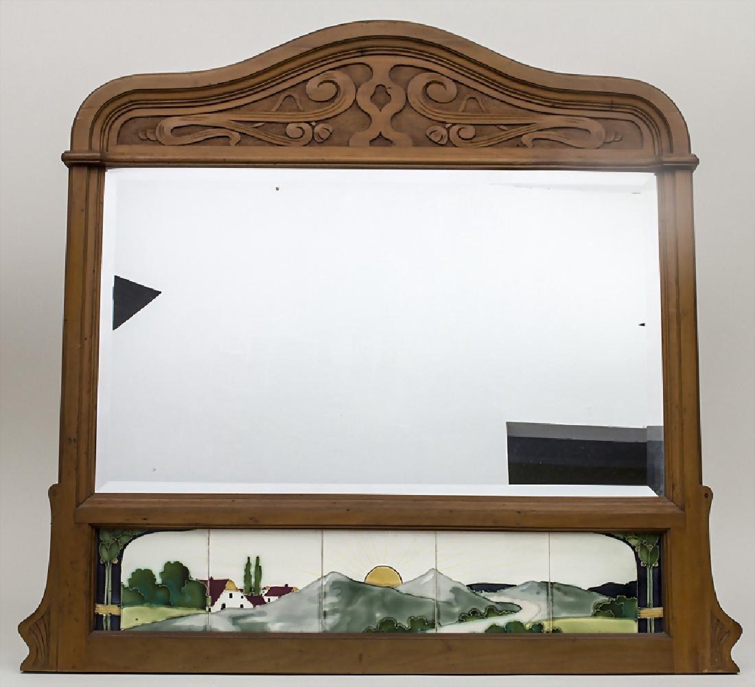 Ungewöhnlich Framing Einen Spiegel Mit Holz Zeitgenössisch - Rahmen ...