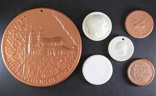 Konvolut Medaillen / A set of medals  Bestehend aus: