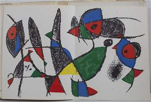 Joan Miró (1893-1983), 'Ohne Titel', / 'Untitled',
