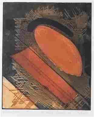 Willibrord Haas (*1936), 'Vernetzung schwarz-rot' /