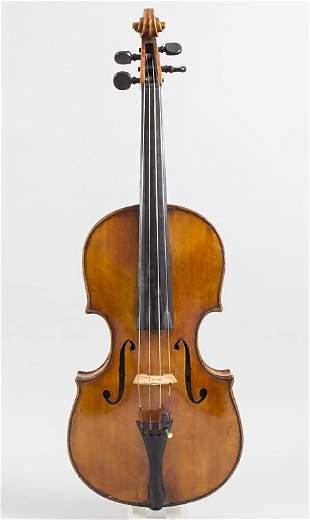 Violine / A violin, wohl Italien / Norditalien, um 1880