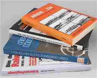 Konvolut Bücher: Flugzeuge im 2. Weltkrieg / A set of