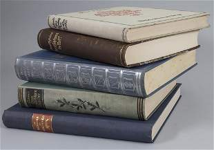 Konvolut Bücher: Deutsches Volk / A set of books: The