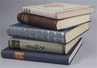 Konvolut Bücher: Deutsches Volk / A set of books: The