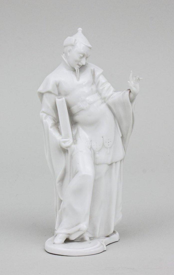 Chinesischer Priester/ Chinese Priest, Franz Anton