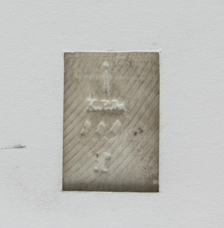 Porzellanbild/ Porcelain Portrait, KPM Berlin, 19. Jh. - 3
