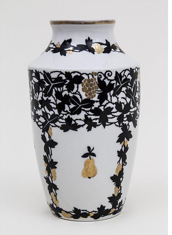 Jugendstil Vase / Art Nouveau Vase, wohl Ida Paulin,