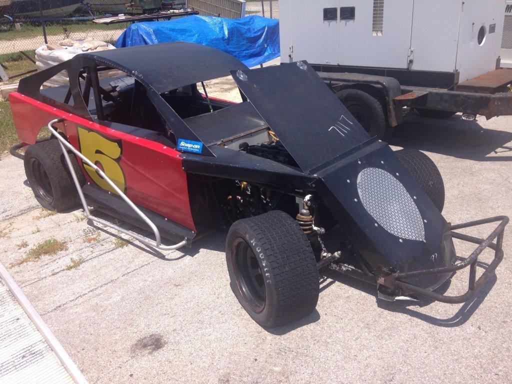 TQ late model sprint race car