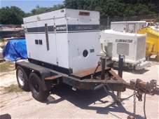 Denyo MQ Power Whisperwatt Generator