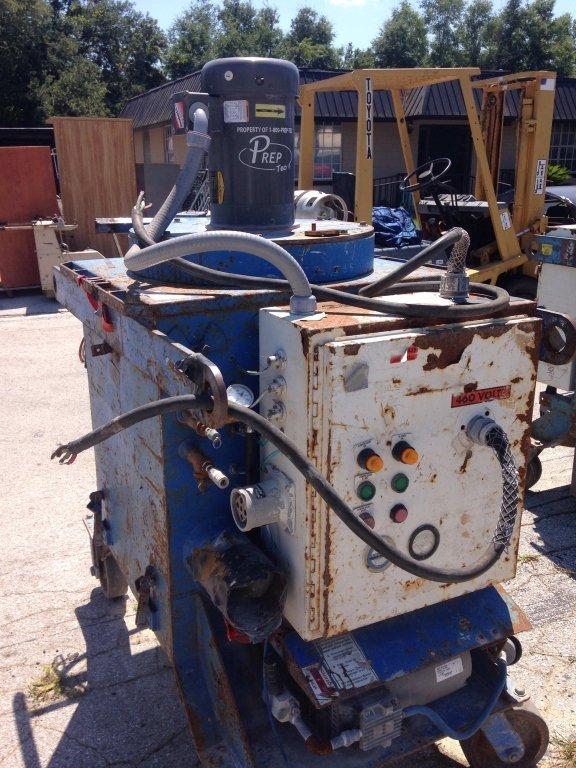 Blastrac 480V Dust Collector 654