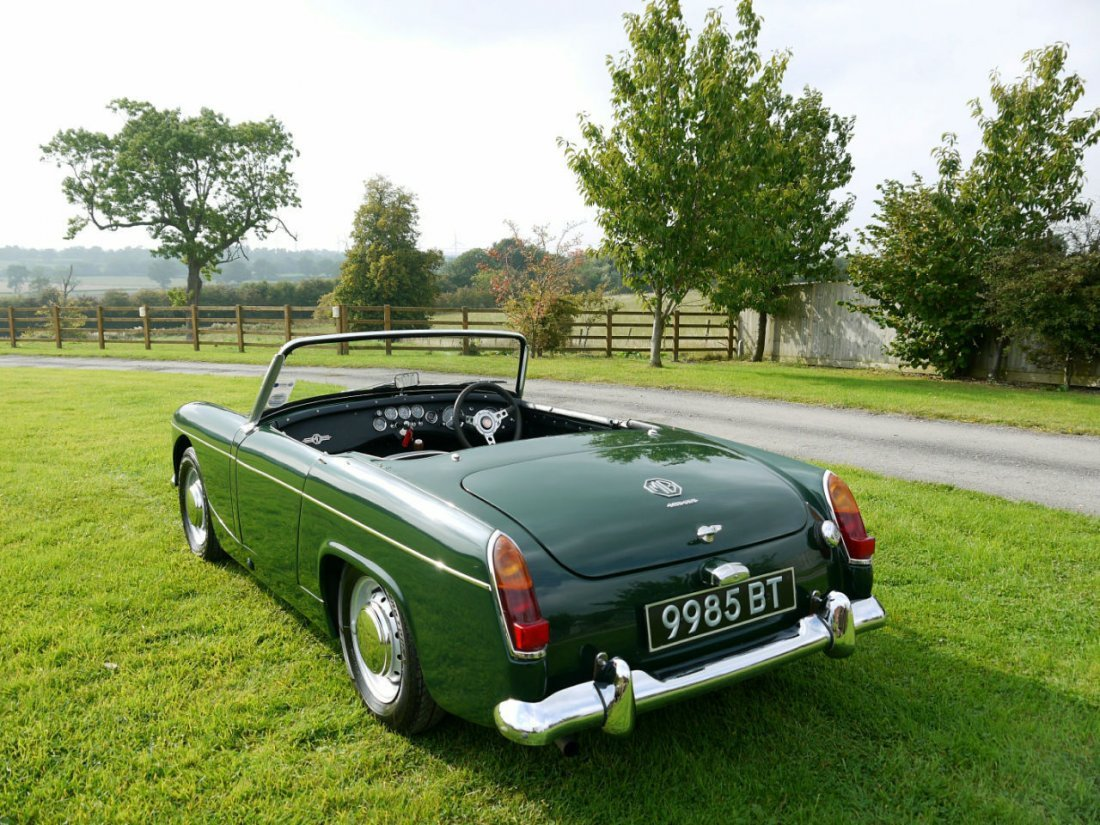 1961 MG Midget MK 1 948cc